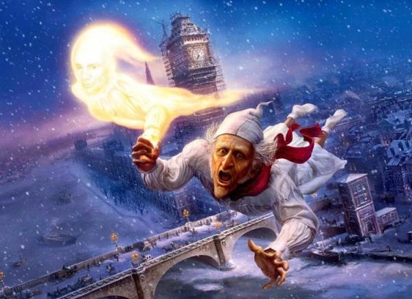 Мультфильм «Рождественская история» (2009).